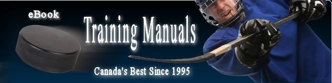Hockey Made Easy Training  Manuals Canada's Best since 1995