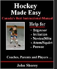 Hockey Seasonal Instruction Plan
